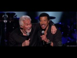 Lionel Richie And Kenny Rogers Lady watch this aswell httpswww.youtube.comwatchv=hqeevfYkuZU