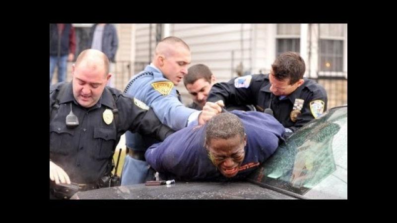 Безнаказанное зверство полиции США / Atrocities of U.S. police go unpunished