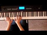 Ищу тебя. Песня из кинофильма 31 июня. Кавер на пианино.