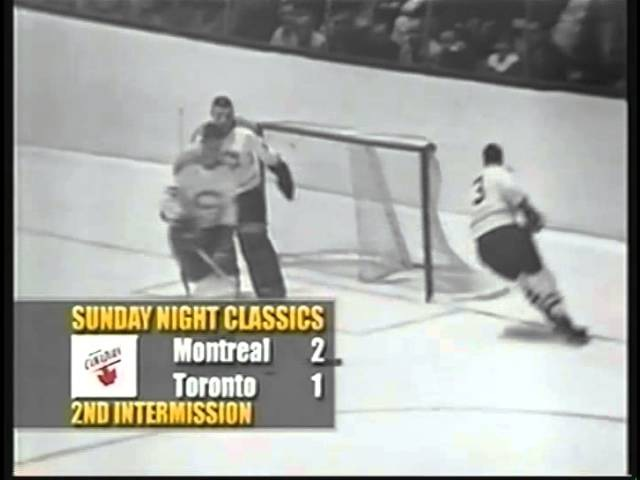 1966 04 14 Toronto Maple Leafs Montreal Canadiens 01 Title 01