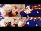 Lazlo Bane - Superman ukulele mini cover.