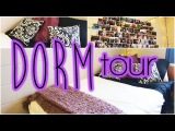 Dorm Room Tour!!