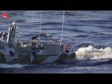 Патрульный катер проекта 03160 Раптор спроектирован и построен НА ОАО ПЕЛЛА по поручению ВМФ РФ