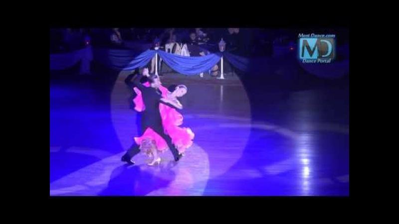 Kharkiv Mayor's Cup 2013 - Mirko Gozzoli Edita Daniute - Waltz show