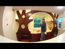 DIY Kid's Indoor Treehouse Bedroom Makeover Time Lapse on a budget w a hammock