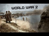 World War 2 The Liberation of Ukraine In colour