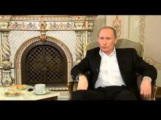 Фильм о Владимире Путине - Мост над бездной