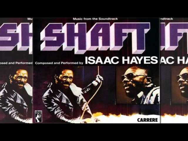 Isaac Hayes: Shaft (High Quality)