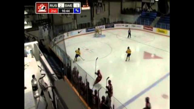 Nov 01, 2015 WHC-17: Russia 5-2 Sweden