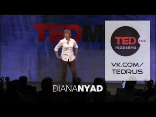 TED RUS x Диана Найад: Экстремальный заплыв с самыми опасными в мире медузами | Diana Nyad