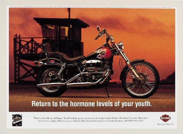 Harley-Davidson снял рекламу о ... - vc.ru