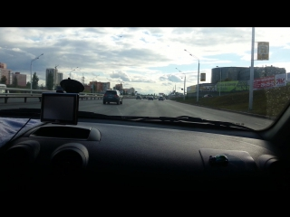 Chevrolet Lacetti 1.4 пробный заезд после чип тюнинга от SVV