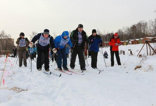 Шестой зимний праздник СКТ в Тарасовке