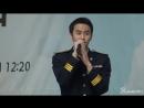 20150429 허영생 - Because I'm Stupid @ Seoul Police Hongbodan Performance at Police Hospital