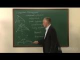 16. Медианы, биссектрисы и высоты треугольника