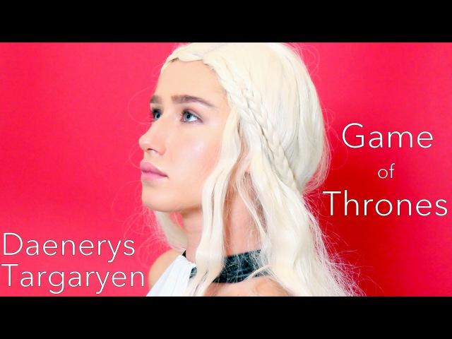 Макияж Дэйнерис Таргариен ♡ Игра Престолов ♡ Daenerys Targaryen Makeup ✰ Яна Лапидус Yana Lapidus