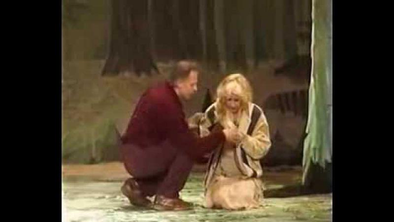 Анастасия - спектакль Санкт-Петербургского театра Встреча