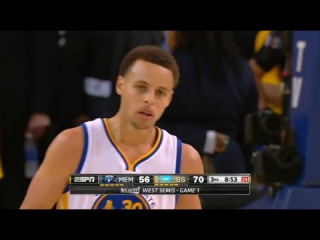 HD Memphis Grizzlies vs Golden State Warriors | Full Game Highlights | Game 1 | May 3, 2015 | NBA