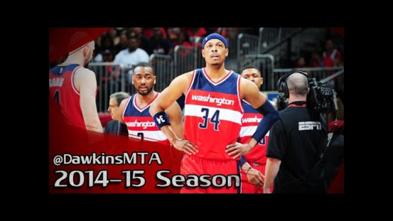 Paul Pierce Full Highlights 2015 ECSF G1 at Hawks - 19 Pts, The TRUTH!