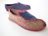 Happy Feet DIY Shoe fabric version