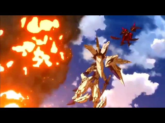 Infinite Stratos AMV - Hero