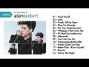 Adam Lambert – Playlist: The Very Best of Adam Lambert (2014) Full Album