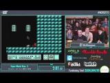 AGDQ 2015: Super mario bros 3 warp whistle speedrun (3:30)