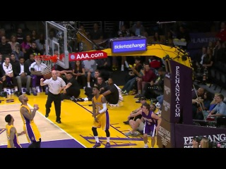 Top 10 Plays of the Night | April 15, 2015 | NBA Season 2014/15