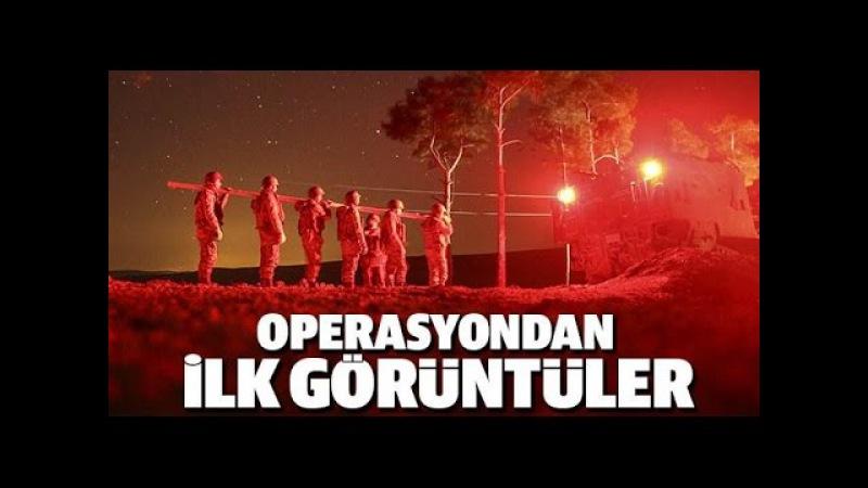 Süleyman Şah Türbesi'nde Tahliye Operasyonu.!