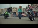 Мотофристайл шоу от Адреналин Раш в Красноярске / Adrenaline FMX Rush 2013 Krasnoyarsk