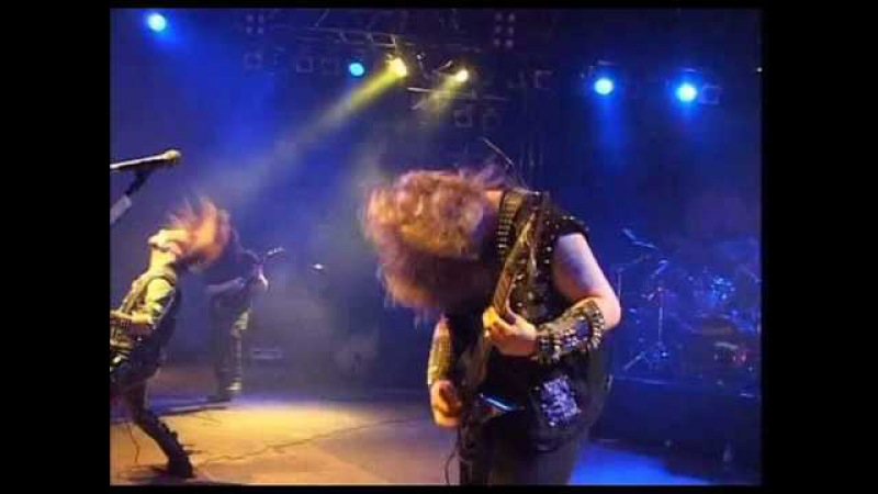 Enthroned - Evil Church Live With Full Force 2003