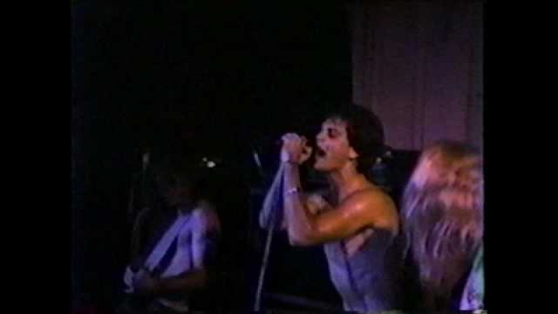 Cryptic Slaughter live from the Axiom in Houston, July 6, 1988