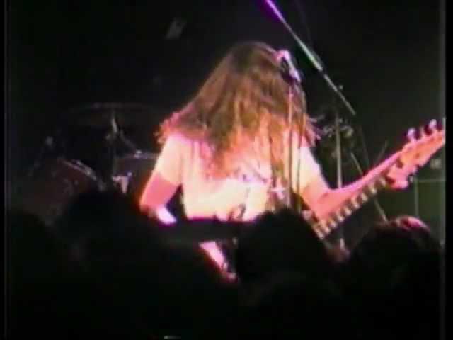 POSSESSED - Fender's Ballroom - Long Beach, CA 3.11.1987
