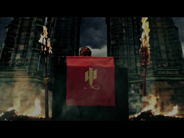 WITCHERY - Witchkrieg feat. Kerry King (OFFICIAL VIDEO)