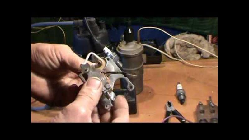 Как проверить катушку зажигания.(2)