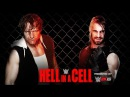WWE 2K14 Dean Ambrose vs Seth Rollins Hell in a Cell Match Hell in a Cell 2014
