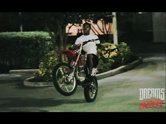 Meek Mill x Lil Chino x L'Epreuve du plateau de fruit en Yz 2012