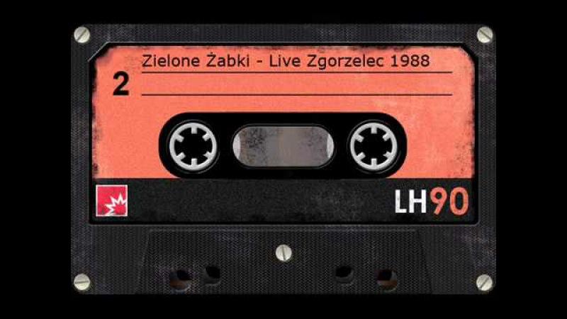 Zielone Żabki Live Zgorzelec 1988 - YouTube