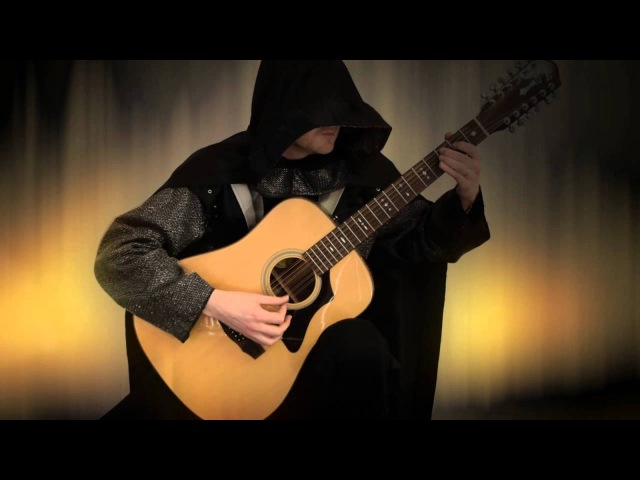 Diablo 2 - Rogue Encampment (Acoustic Guitar Cover by Jonas Lefvert)