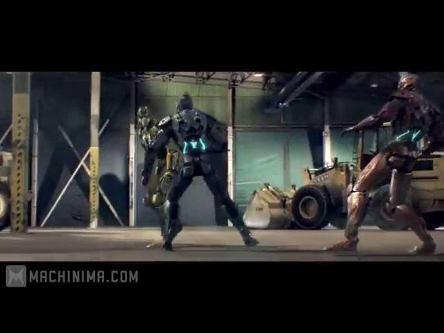 Mortal Kombat: Legacy - Cyrax Sektor   Смертельная битва: Наследие - Сайракс и Сектор