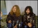Led Zeppelin Jimmy Page Robert Plant Interview New York 1970