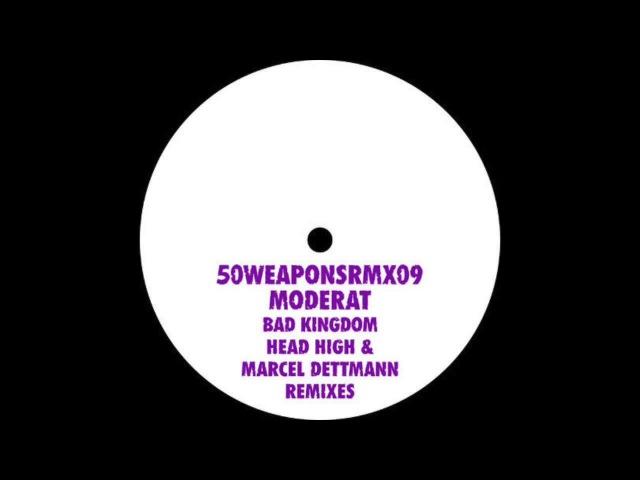 Moderat - Bad Kingdom (Marcel Dettmann remix)