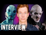 Interview with Actor Doug Jones and Director David Lee Fisher (Nosferatu Remix)