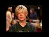 David Bowie, Damon Albarn - Fashioninterview (Trafic Musique 2003.09)