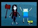 Время Приключений  Adventure Time 2 сезон 1 серия отрывок