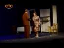 Вера Сотникова на гастролях со спектаклем Пять вечеров в Чите 21.12.2014
