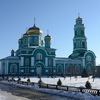 Свято-Троицкий собор посёлка Ровеньки