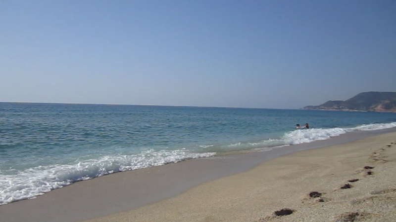 Пляж Клеопатра, Аланья в ноябре. 8 november 2015 Alanya-Turkey » Freewka.com - Смотреть онлайн в хорощем качестве