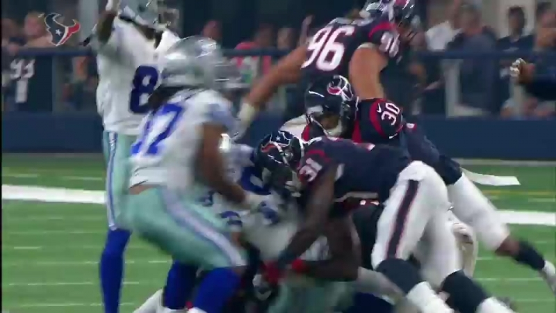 NFL / Pre-Season 2015 - 2016 / Week 4 / Houston Texans - Dallas Cowboys