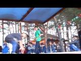 MALINA URBAN FEST 2015 BREAK DANCE BATTLE БИТВА ЗА ТРЕТЬЕ МЕСТО И ФИНАЛ.